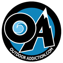 Outdoor Addiction Charleston Folly Beach Stickers Shirts
